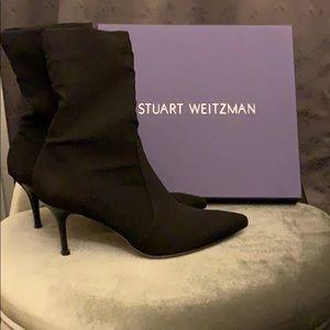 Stuart Weitzman Plonge Stretch Boot